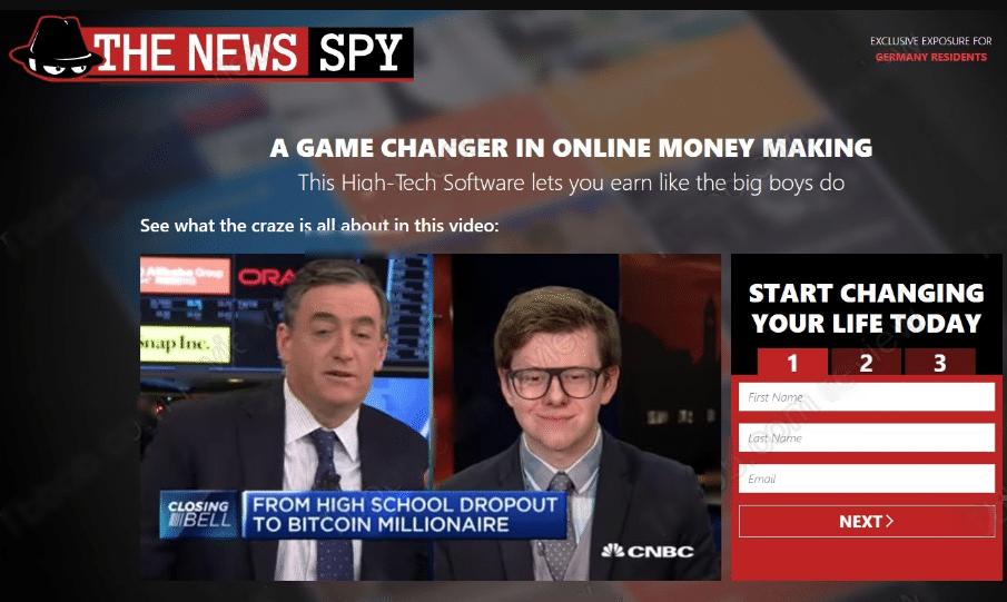 The News Spy Cara bermain The News Spy?