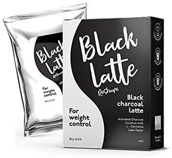 Ulasan Black Latte