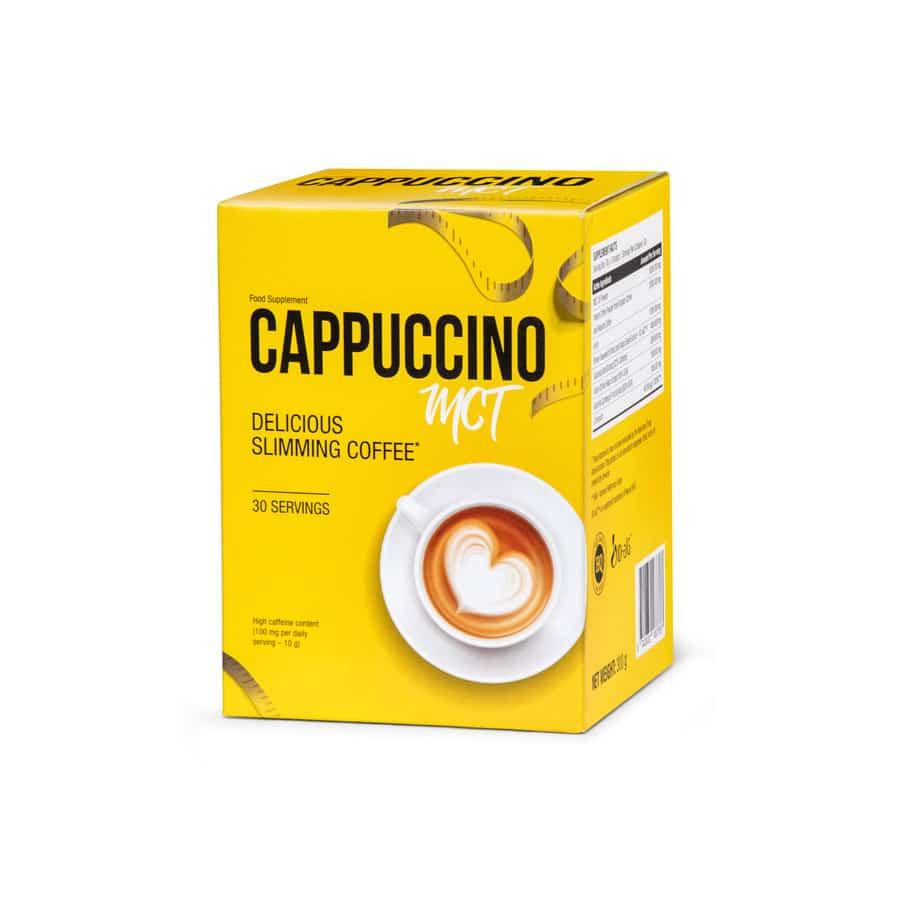 Ulasan Cappuccino MCT