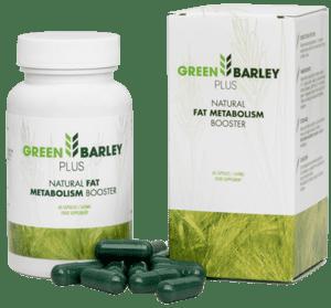 Ulasan Green Barley Plus