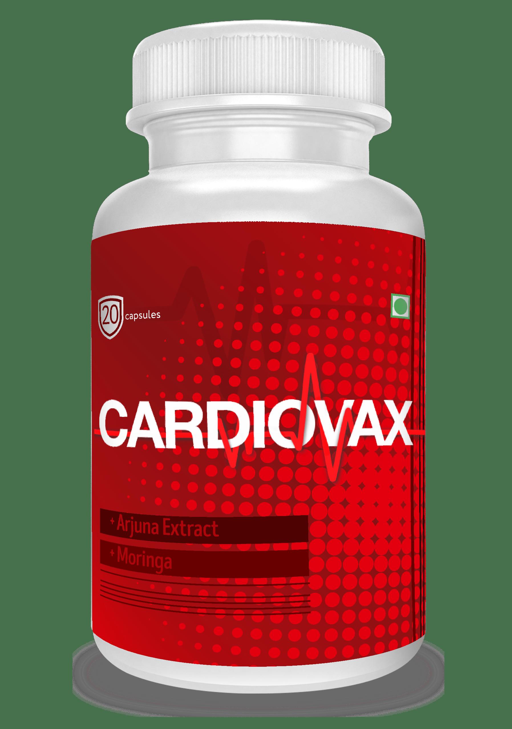 Ulasan Cardiovax